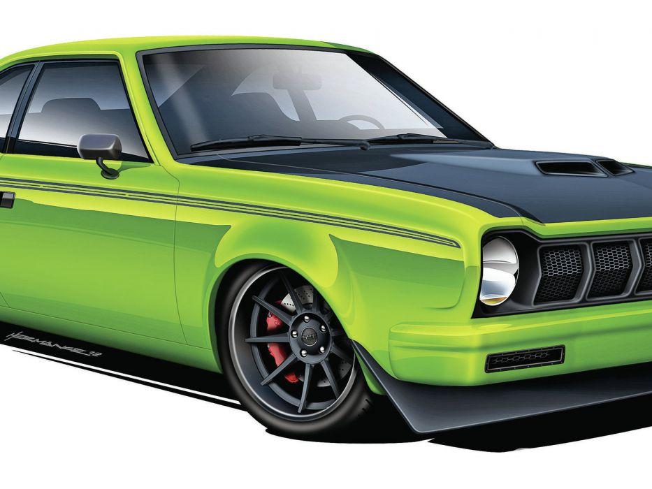 1976 Amc Hornet muscle cars hot rods wallpaper