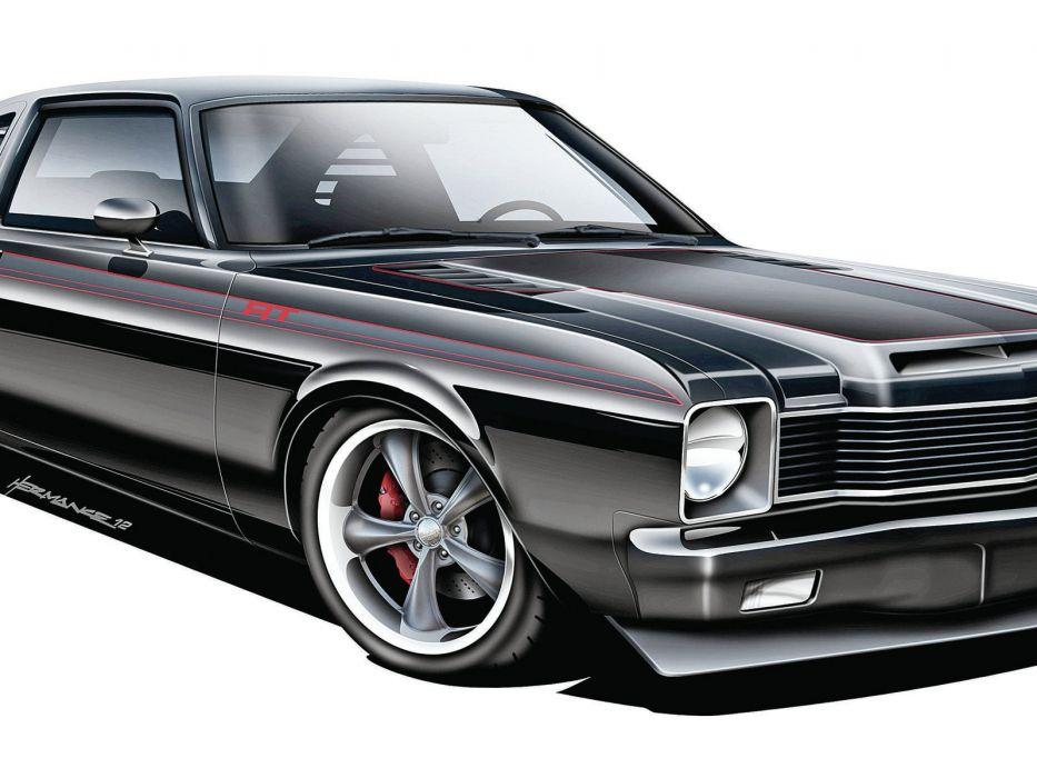 1976 Dodge Aspen muscle cars hot rods wallpaper