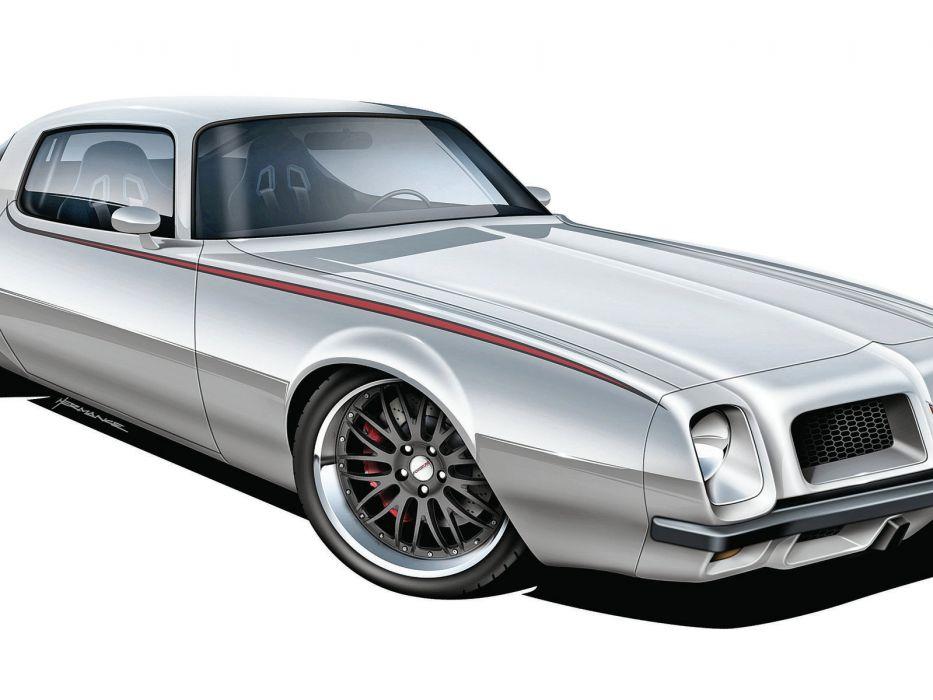 1976 Oldsmobile Cutlass hot rods muscle cars wallpaper