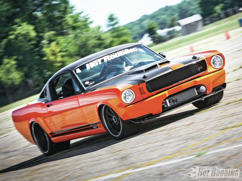 1965 Ford Mustang racing race track muscle hot rods wallpaper