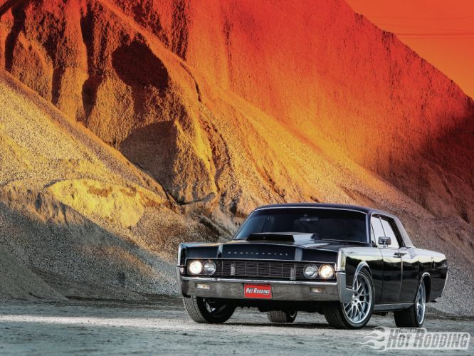 1967 Lincoln Continental classic cars hot rods muscle wallpaper