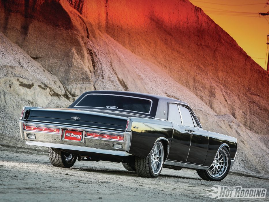 1967 Lincoln Continental classic cars hot rods muscle     f wallpaper