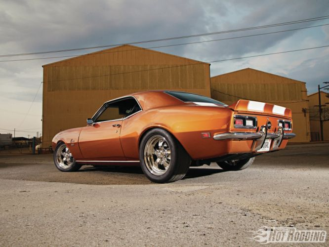 1968 Chevy Camaro muscle cars hot rods r wallpaper