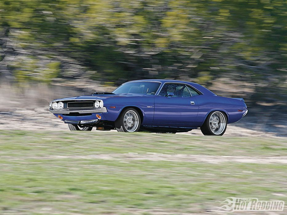 1971 Dodge Challenger 426 Hemi muscle Cars hot rods (34) wallpaper