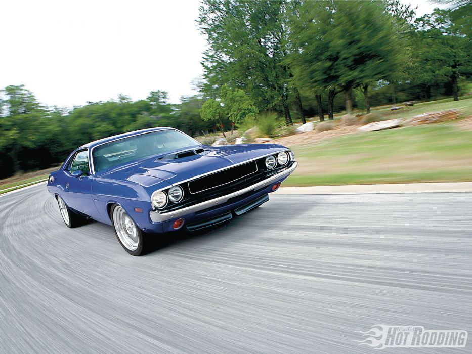 1971 Dodge Challenger 426 Hemi muscle Cars hot rods (37) wallpaper