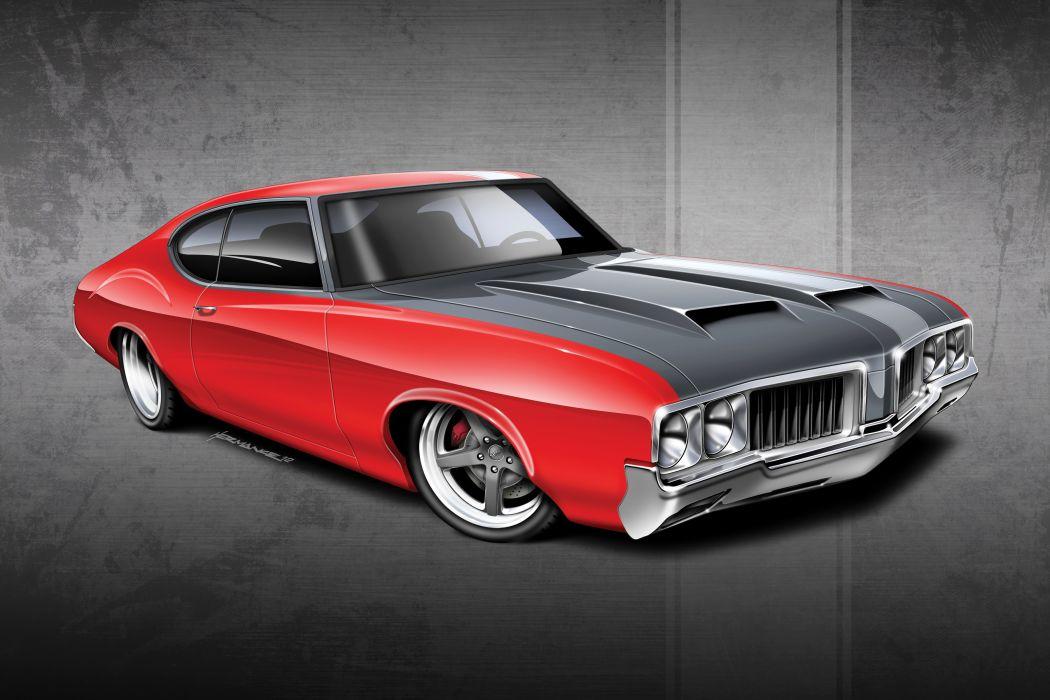 1971 Dodge Challenger 426 Hemi muscle Cars hot rods (13) wallpaper