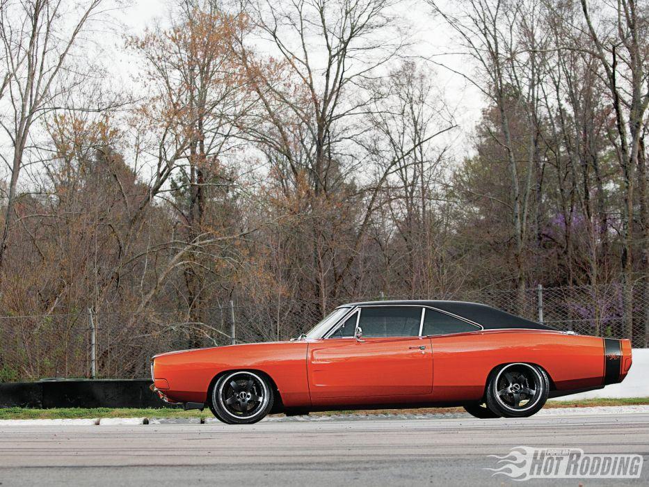 1971 Dodge Challenger 426 Hemi muscle Cars hot rods (21) wallpaper