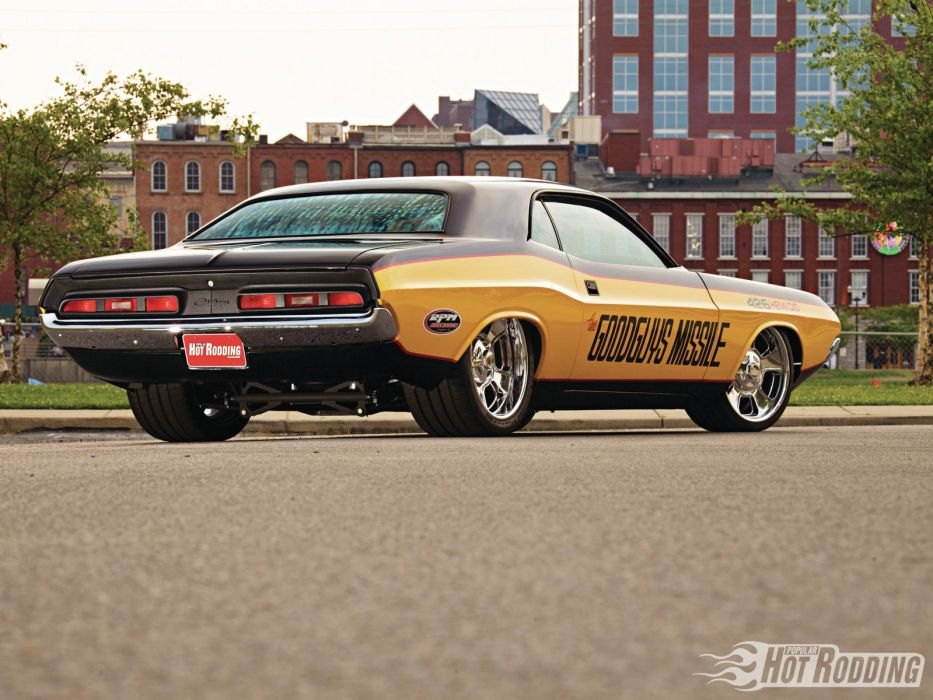 1971 Dodge Challenger 426 Hemi muscle Cars hot rods (44) wallpaper