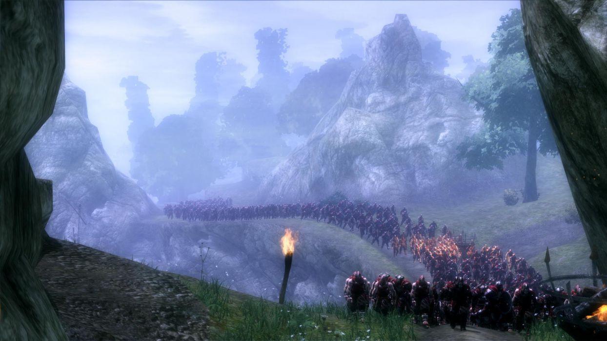 Viking Battle for Asgard video fantasy warrior battle weapons     g wallpaper