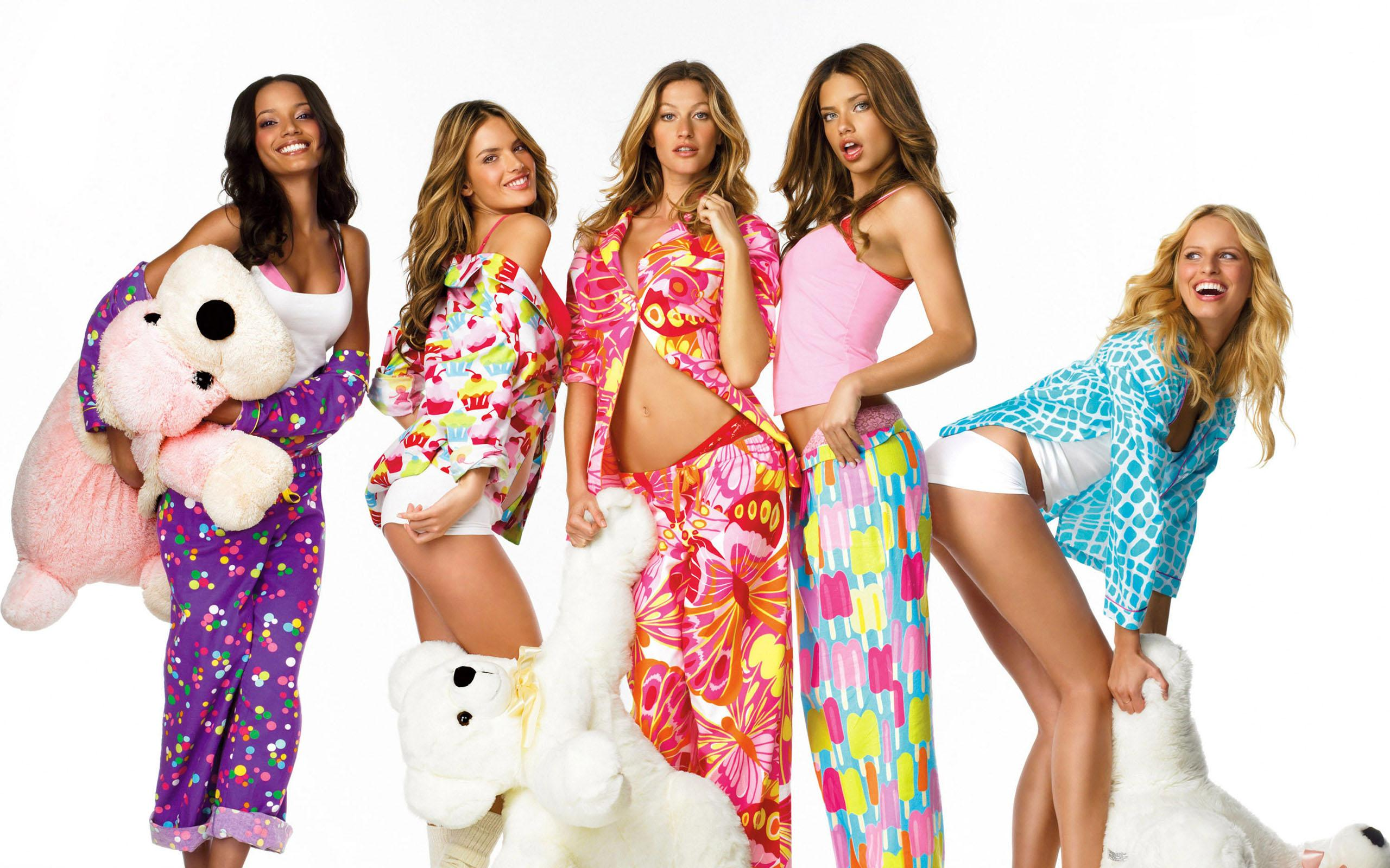 Women S Secret Toys : Victoria s secret pajama party women fashion glamour