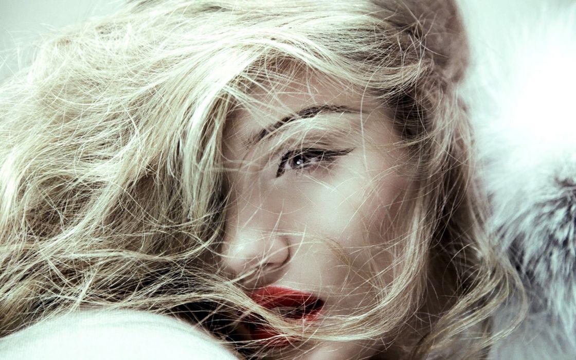 Rosie Huntington Whiteley women females fashion models glamour blondes sexy babes wallpaper