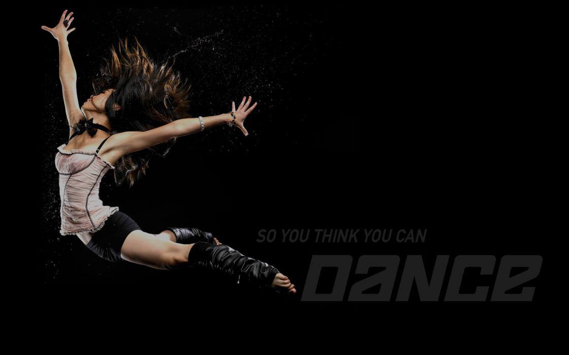 So you think you can dance tv show bikini girl dance sport wallpaper