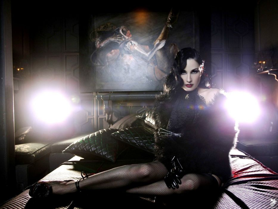 Dita von Teese burlesque dancer model costume designer actress glam women sexy babes females         k wallpaper
