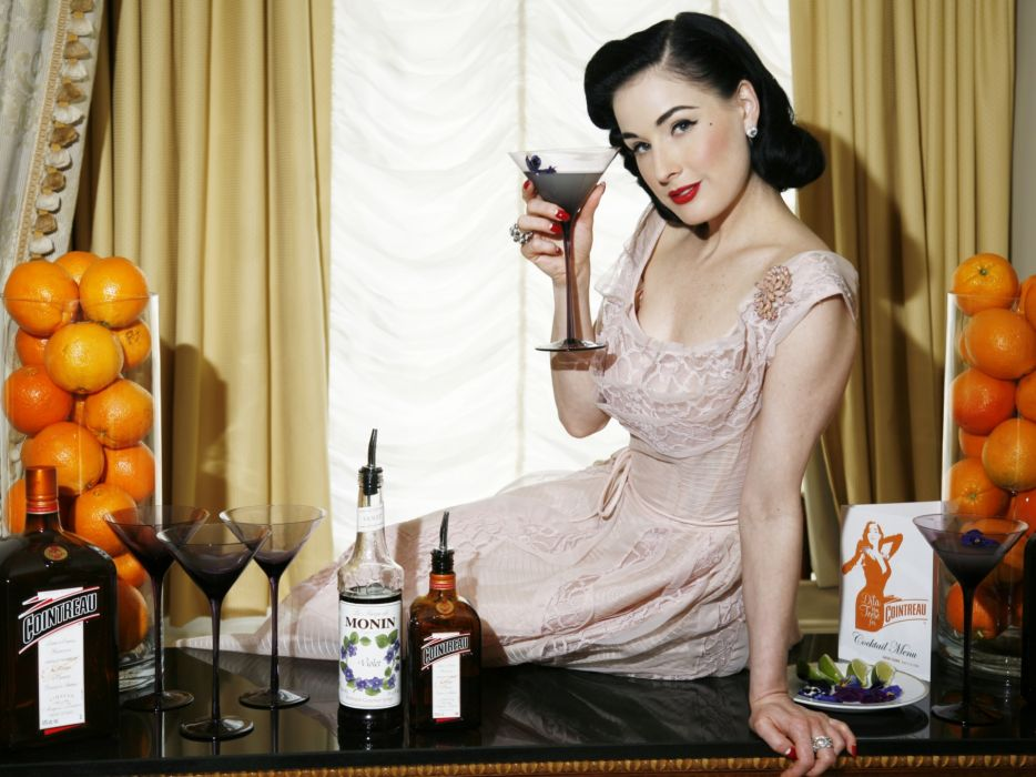 Dita von Teese burlesque dancer model costume designer actress glam women sexy babes females      e wallpaper