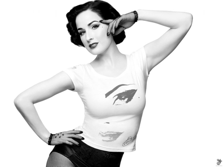Dita von Teese burlesque dancer model costume designer actress glam women sexy babes females       s wallpaper