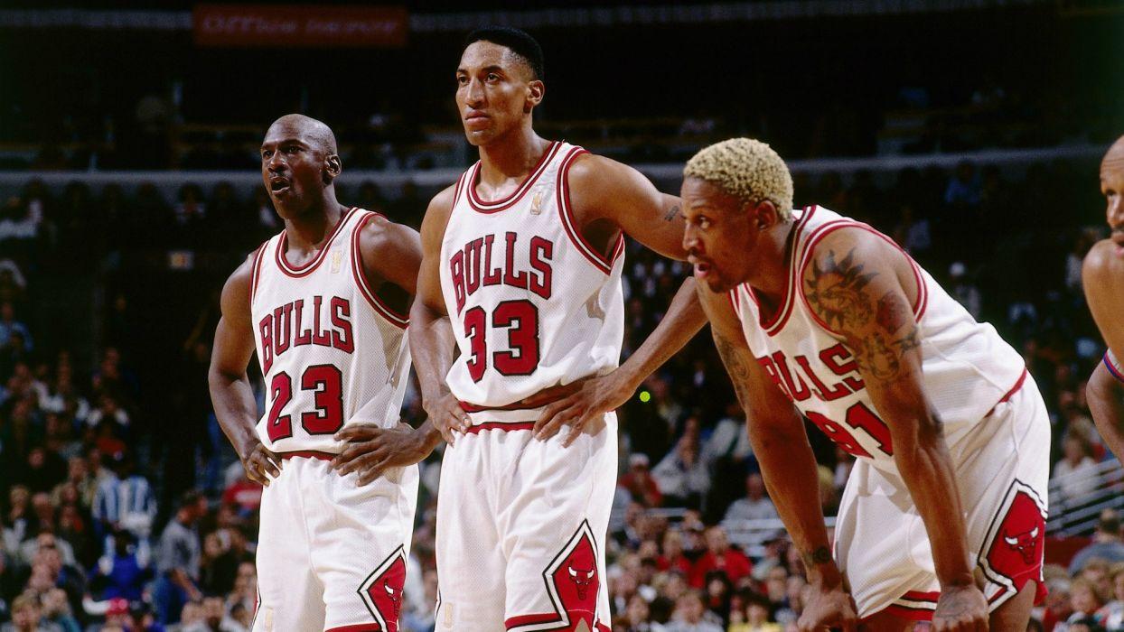 Basketball NBA game player michael jordan chicago bulls wallpaper
