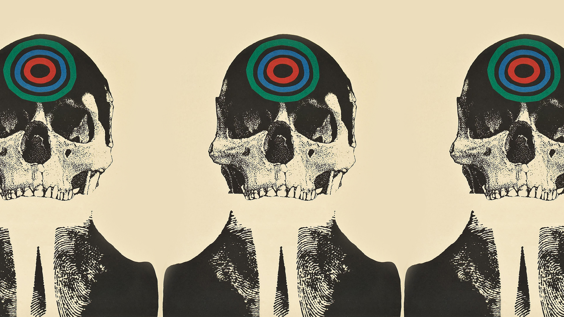 download abstract skull 320x480 - photo #22