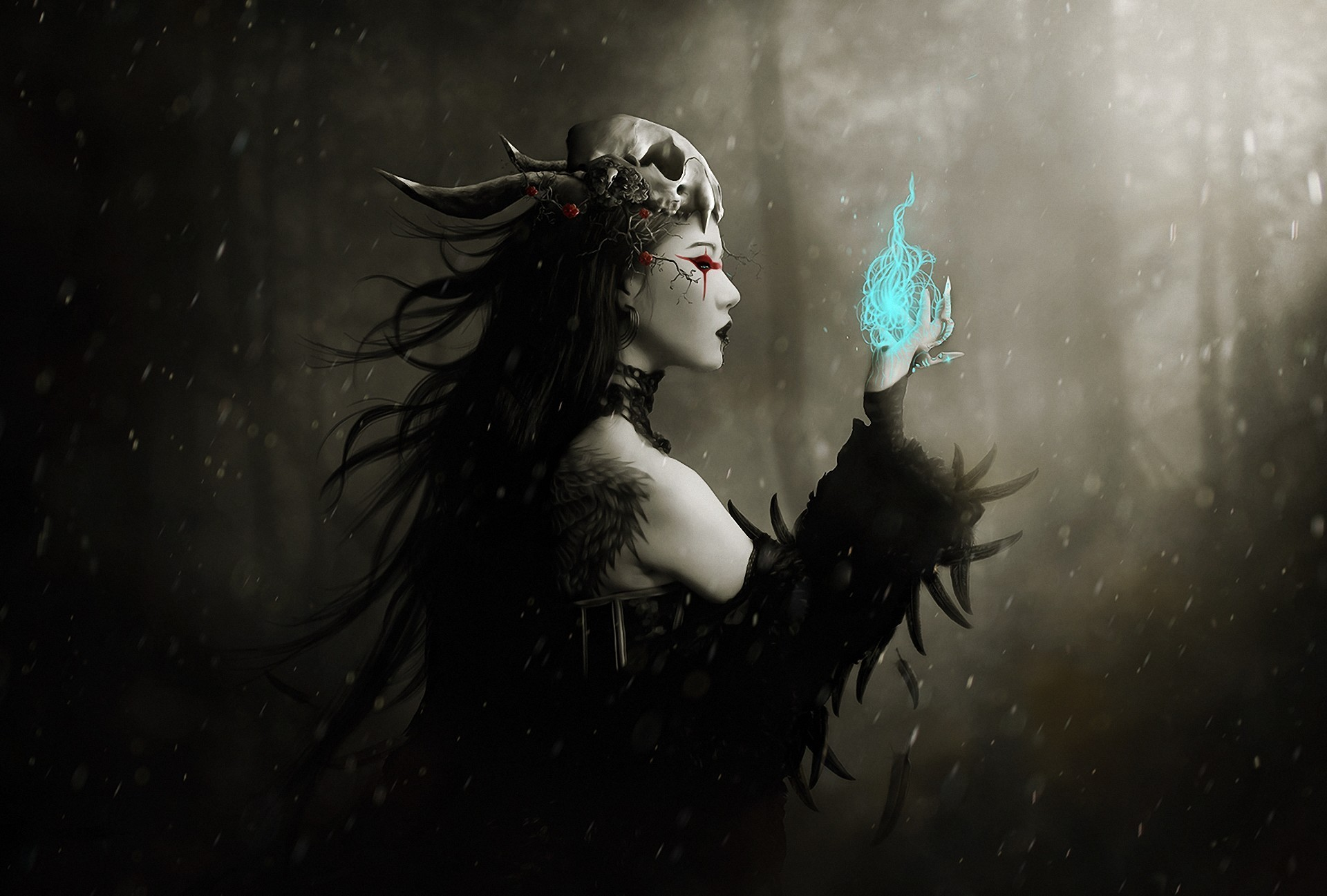 Fantasy women evil - photo#17