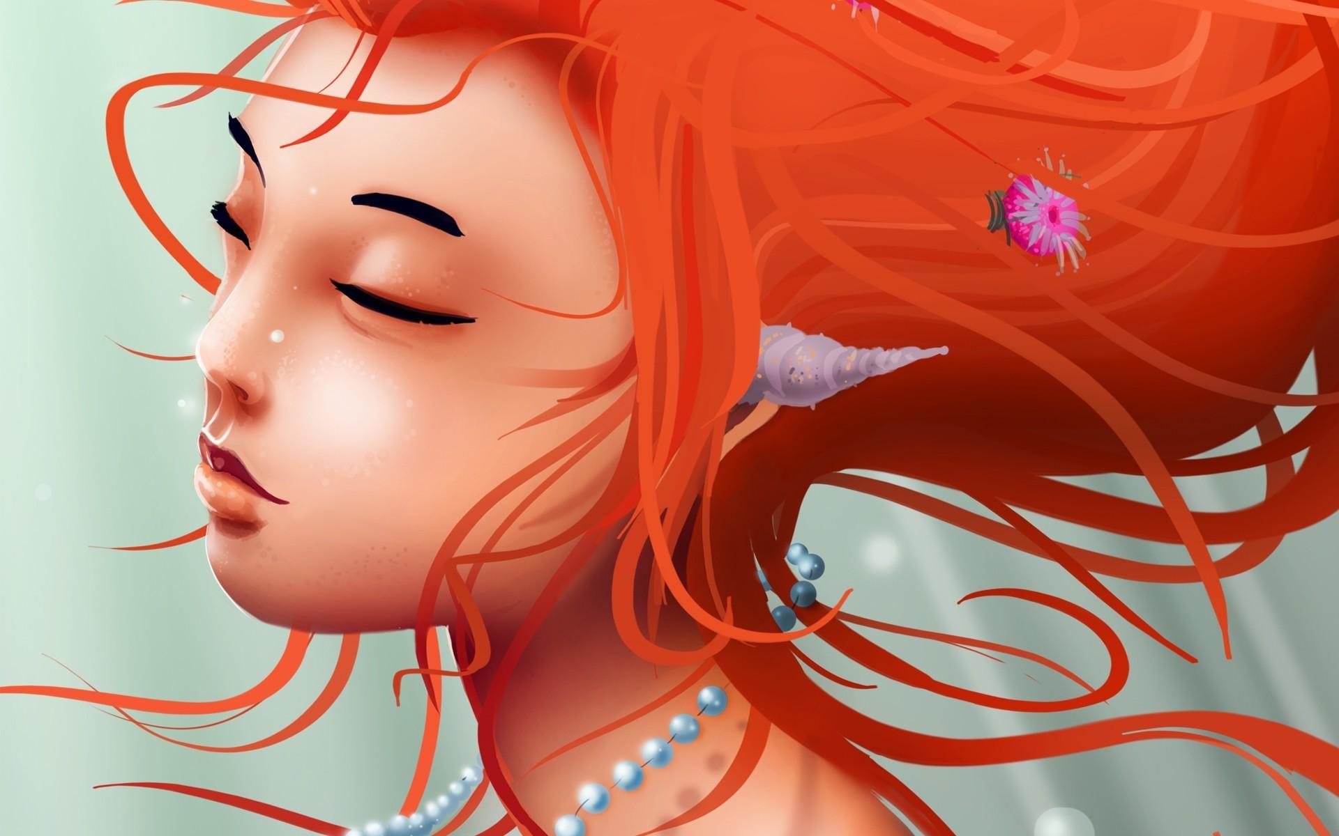 ... women females girl babes beautiful fantasy art wallpaper background