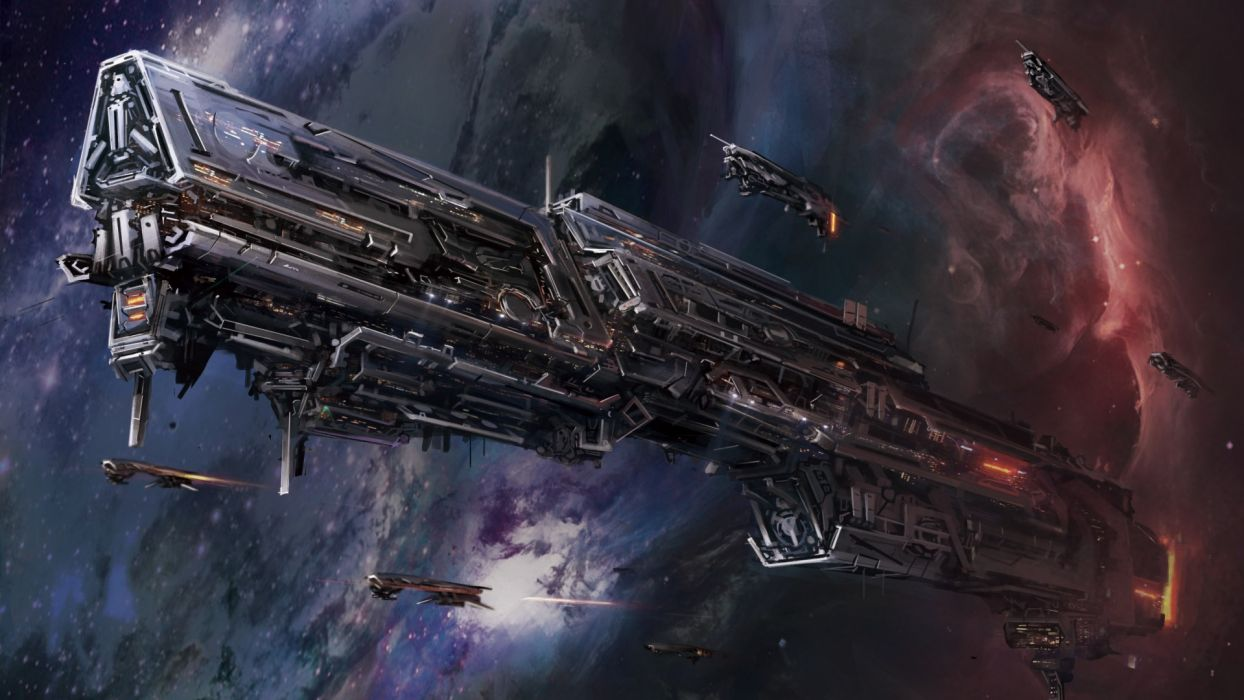 Image result for spaceship art
