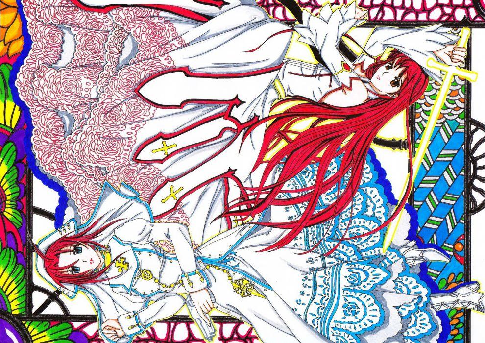 Trinity Blood wallpaper
