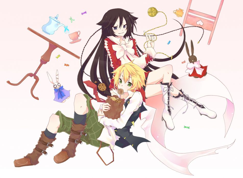Pandora Hearts wallpaper