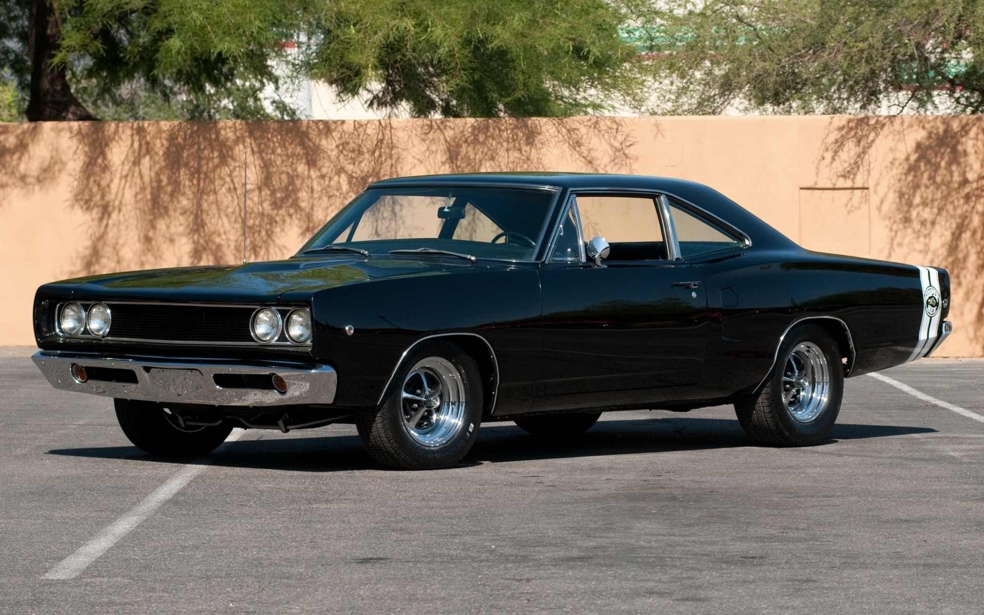Dodge Charger Super Bee Muscle Cars Wallpaper