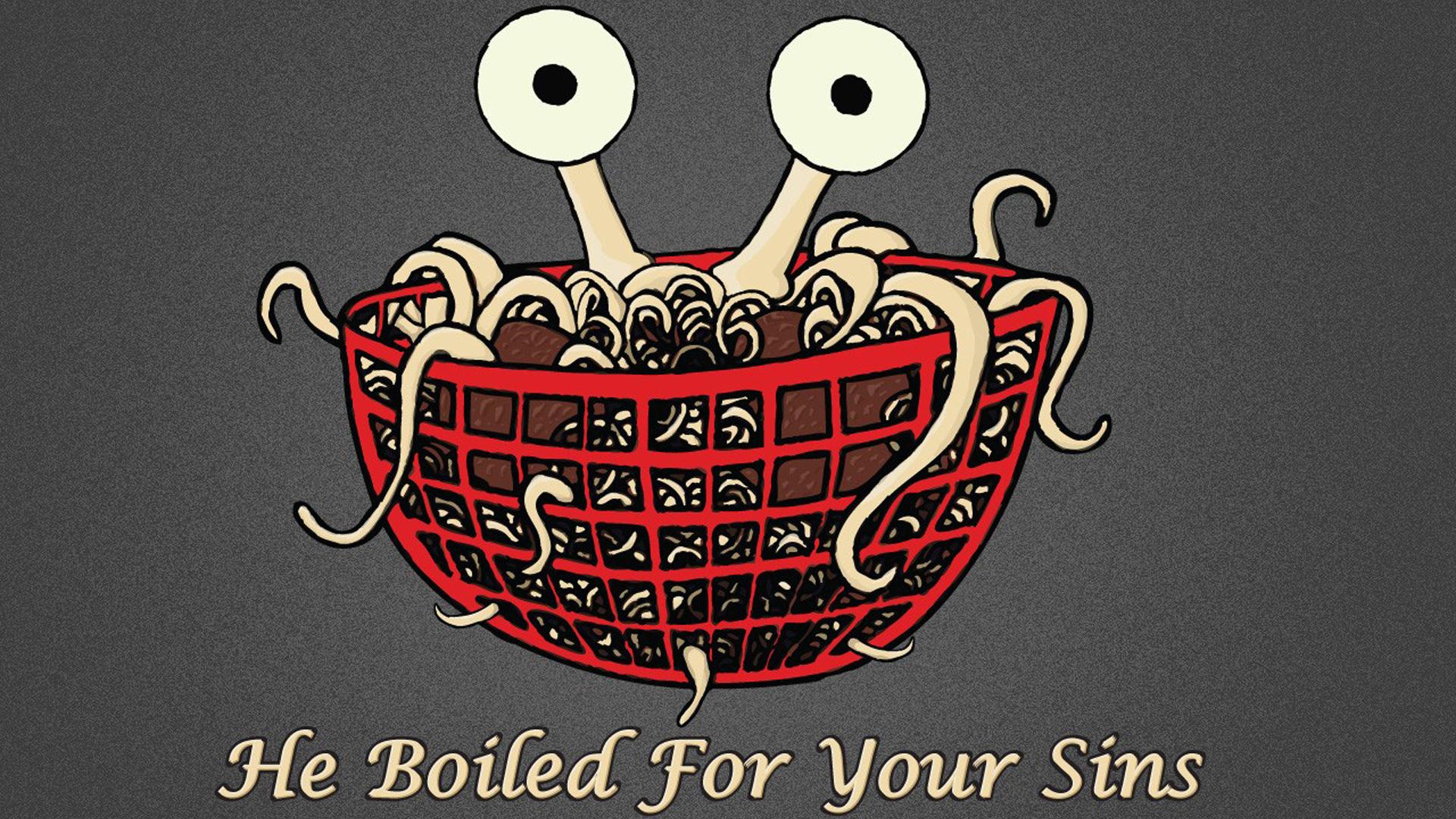 Flying Spaghetti Monster Open Letter