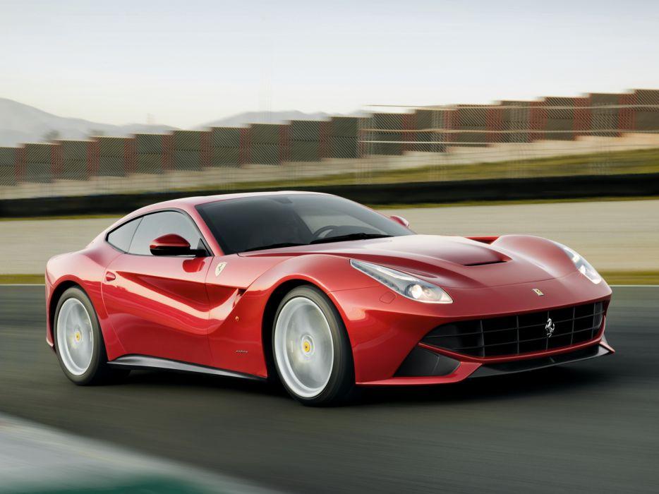 2013 Ferrari F12 Berlinetta wallpaper