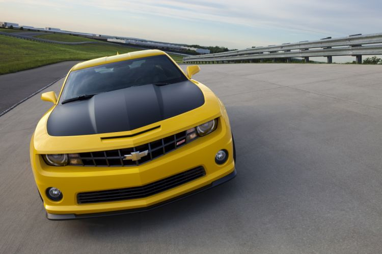 2013 Chevrolet Camaro 1LE sportcar wallpaper