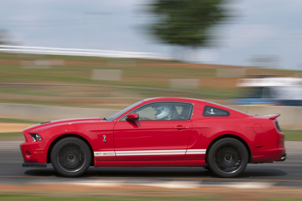 2013 Ford Shelby GT500 supercar muscle cars wallpaper
