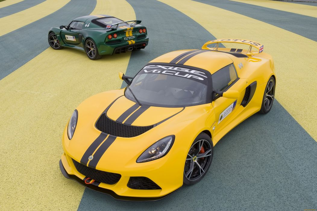 2013 Lotus Exige race cars track supercar wallpaper