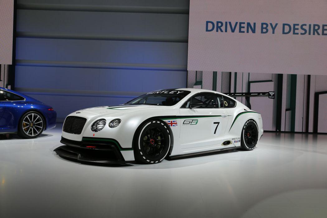 Bentley Continental GT3 Concept supercar tuning       t wallpaper