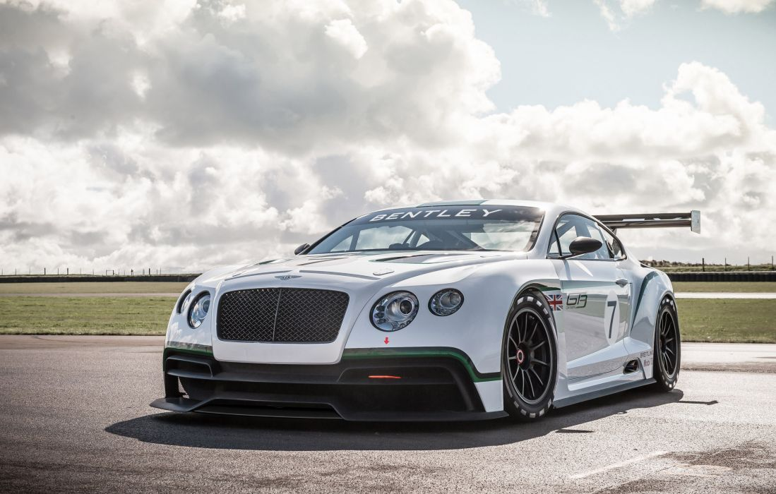 Bentley Continental GT3 Concept supercar tuning      g wallpaper