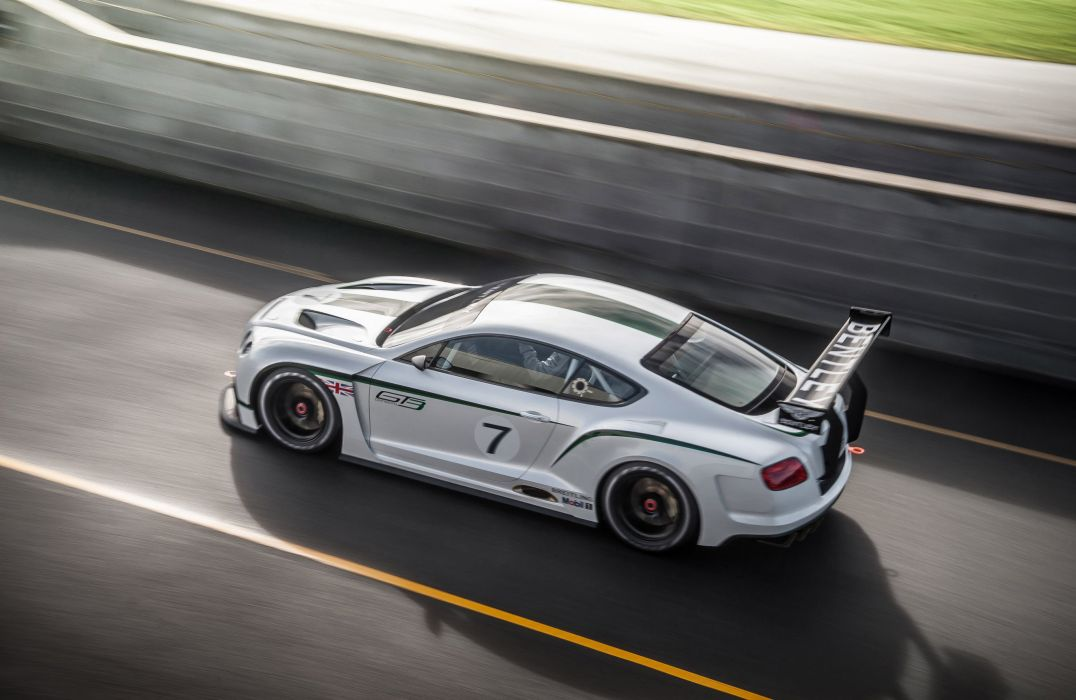 Bentley Continental GT3 Concept supercar tuning     f wallpaper