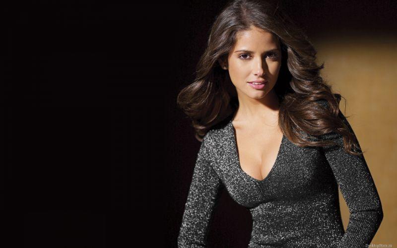 Carla Ossa women females fashion glamour models sexy babes brunettes f wallpaper