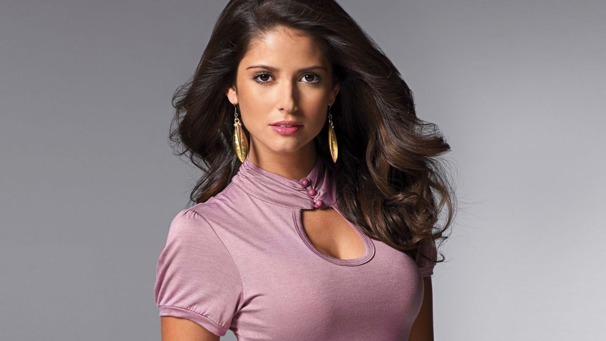 Carla Ossa women females fashion glamour models sexy babes brunettes         d wallpaper
