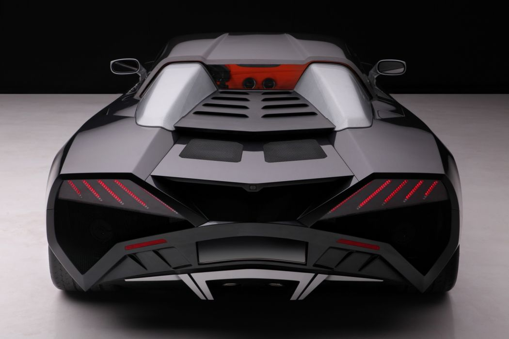 2013 Arrinera Supercar        y wallpaper