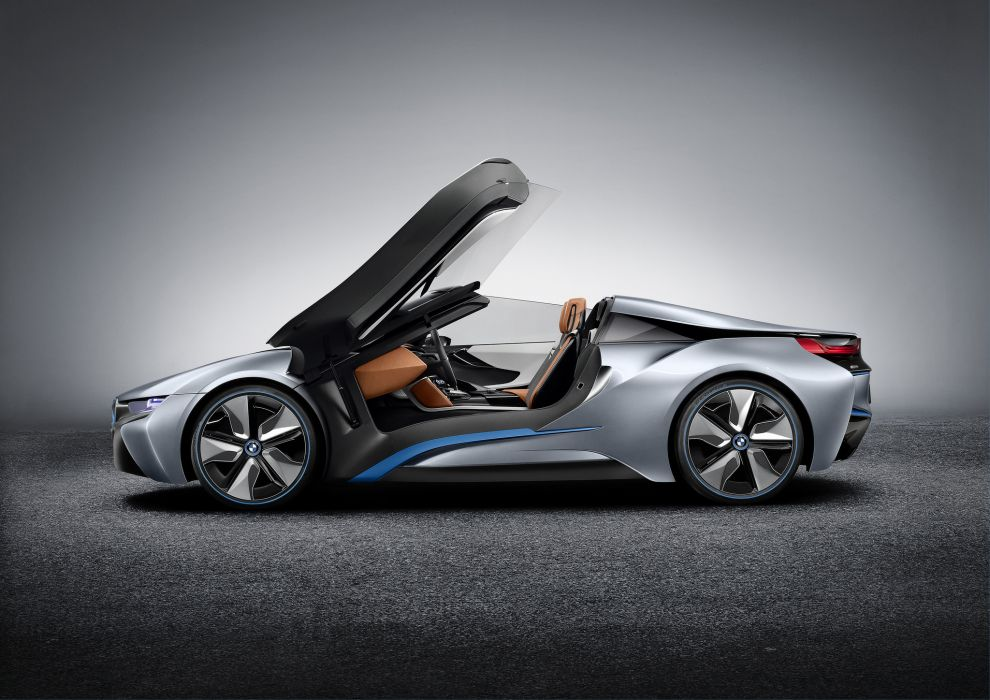 BMW Spyder Concept sportcar      t wallpaper