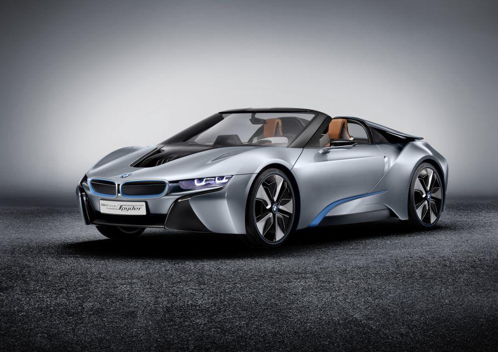 BMW Spyder Concept sportcar wallpaper