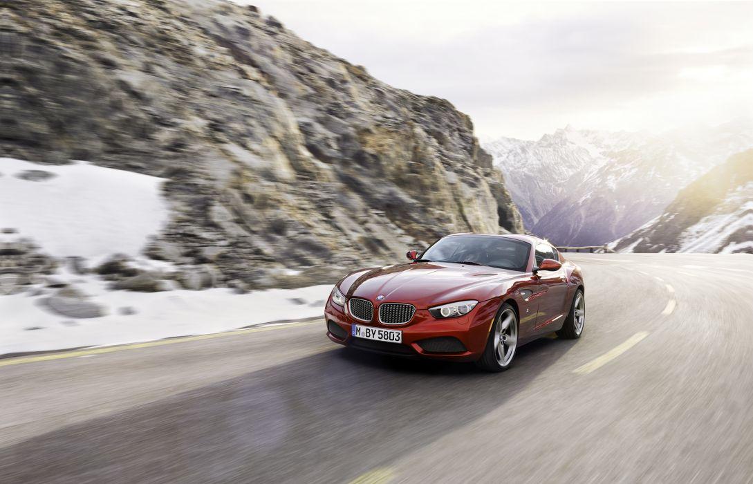 BMW Zagato Coupe sportcar tuning       g wallpaper