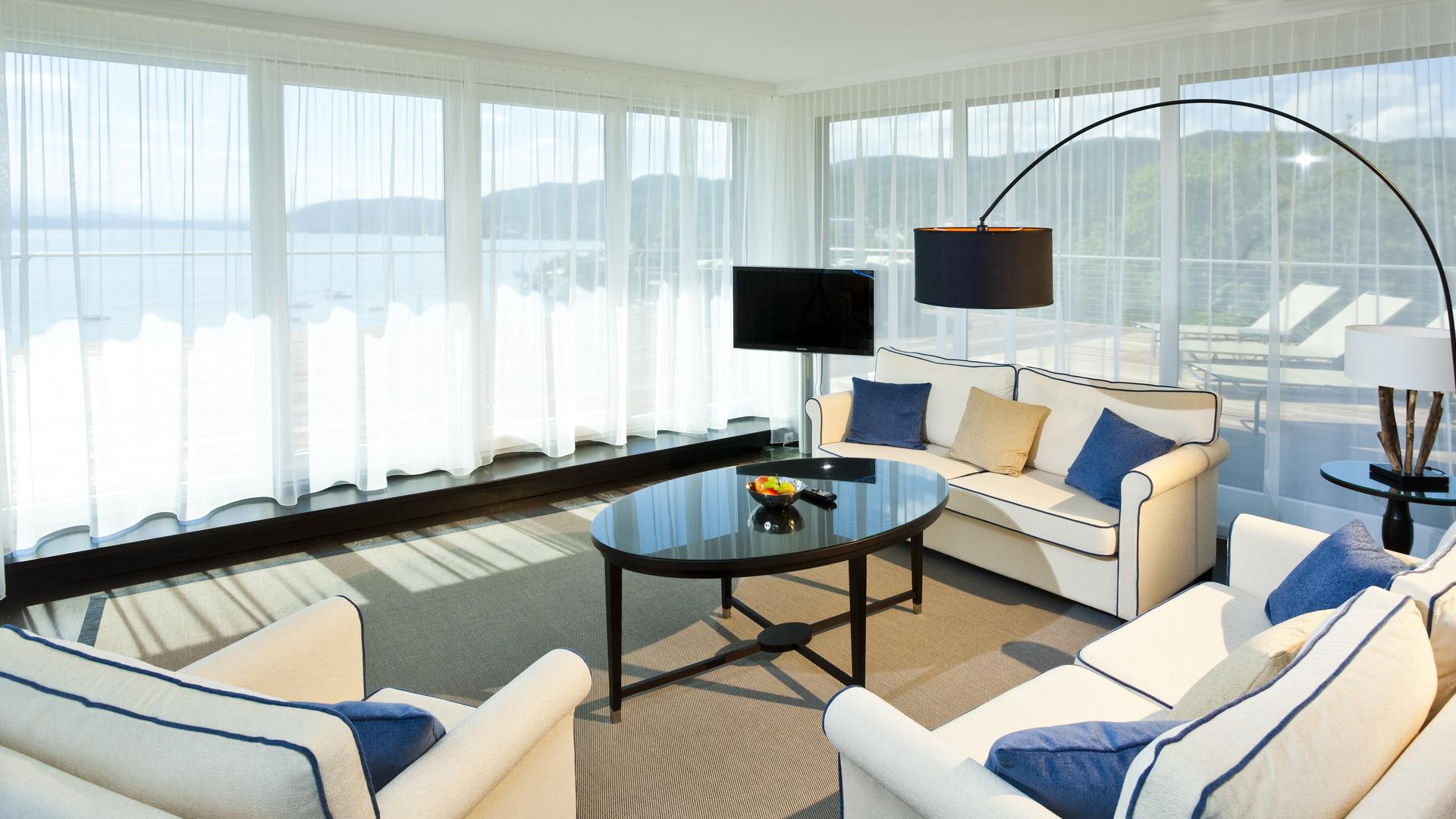 Living Room Architecture Design