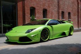2012 Sr Auto Lamborghini Murcielago Lp670 4 Sv Supercars Supercar