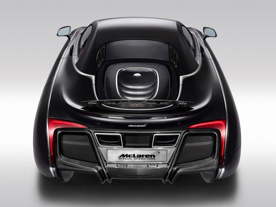 McLaren X-1 Concept supercar     a wallpaper