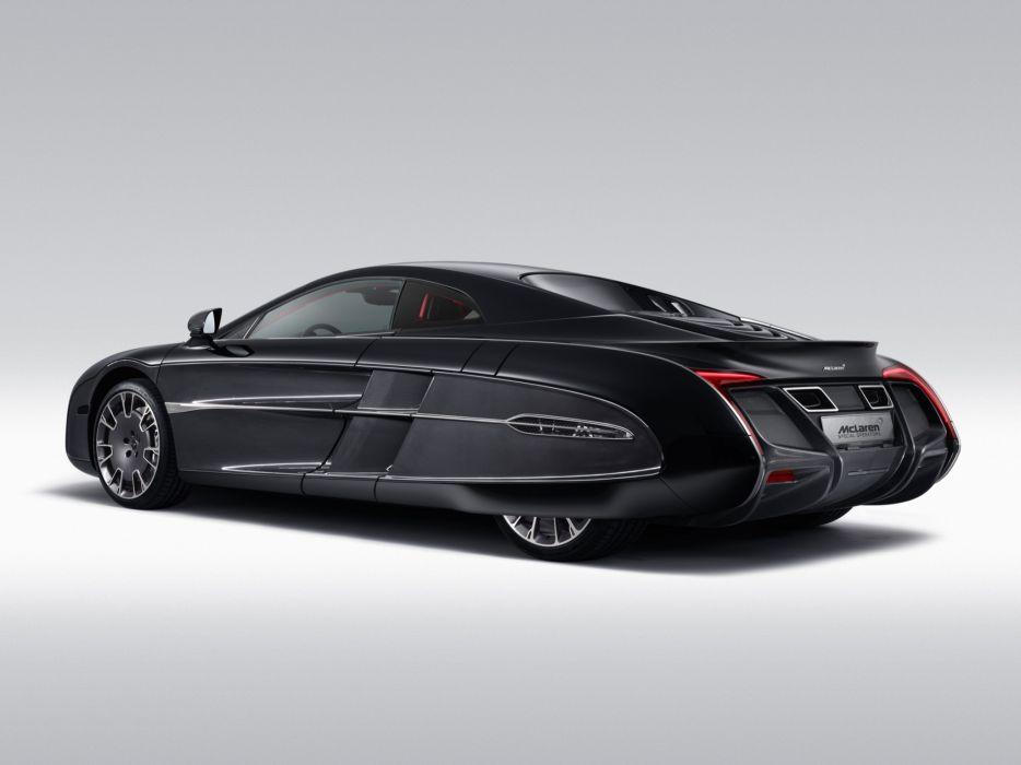 McLaren X-1 Concept supercar          t wallpaper