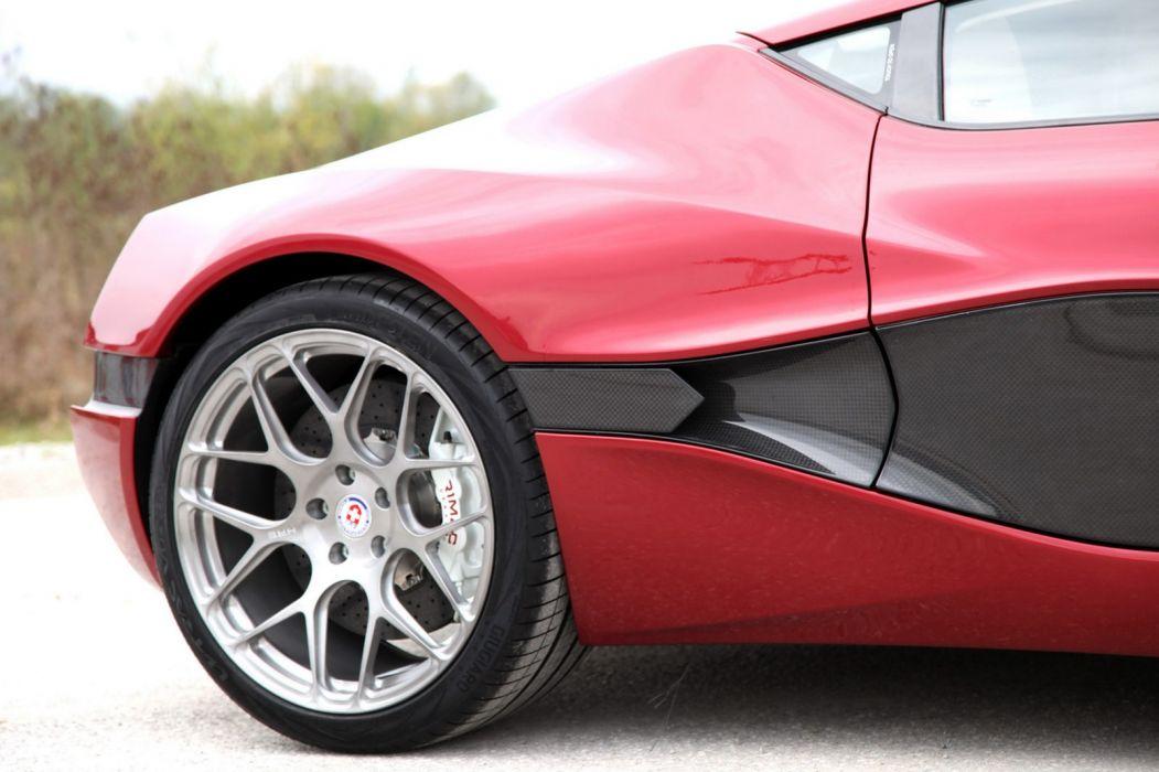 Rimac Concept One supercar       t wallpaper