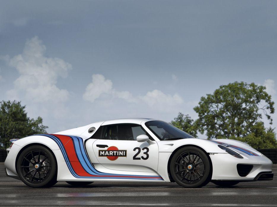 Porsche 918 Spyder Prototype supercar race cars           g wallpaper