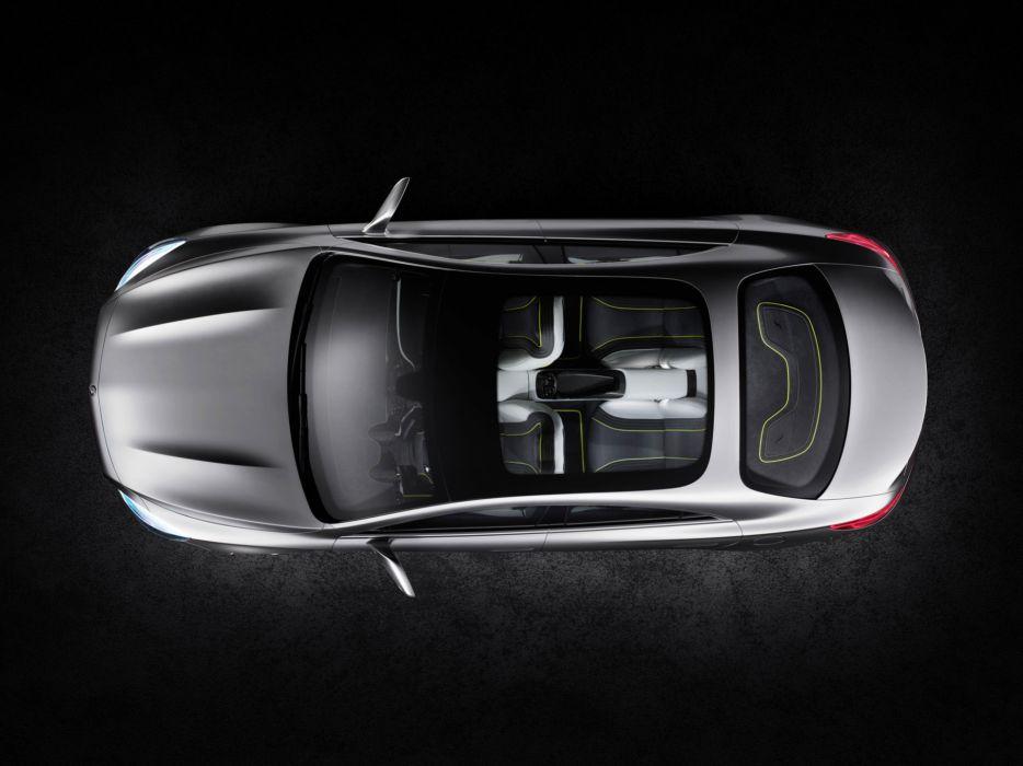 Mercedes Benz Style Coupe Concept sportcar wallpaper
