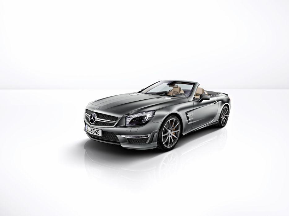 2013 Mercedes Benz SL65 AMG sportcar wallpaper
