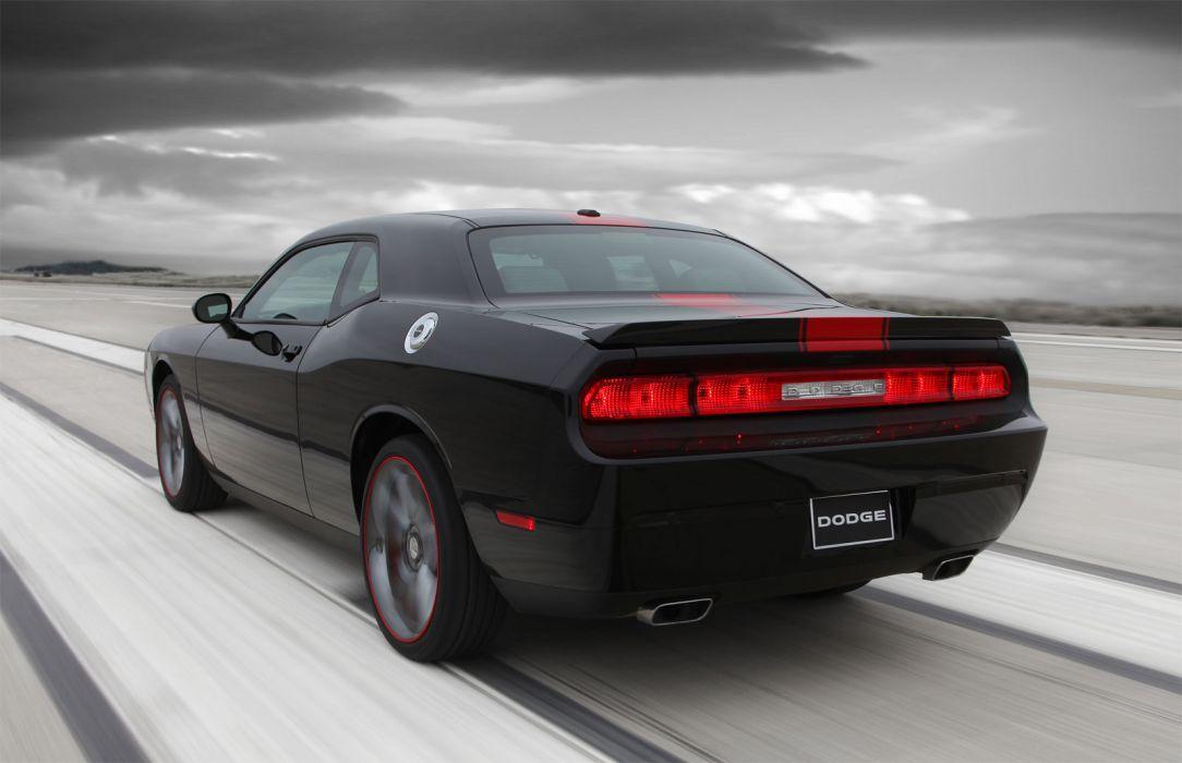 2012 Dodge Challenger Rallye Redline muscle cars wallpaper